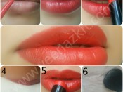 Turn every lipstick to a long lasting one!