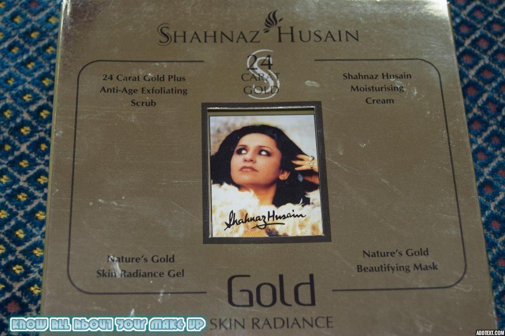 Shahnaz Hussain Gol Skin Radiance review