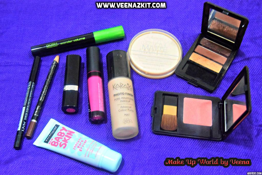 Make Up Essentials for Beginners