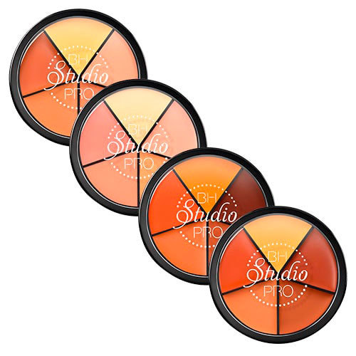 orange corrector, cover dark circles