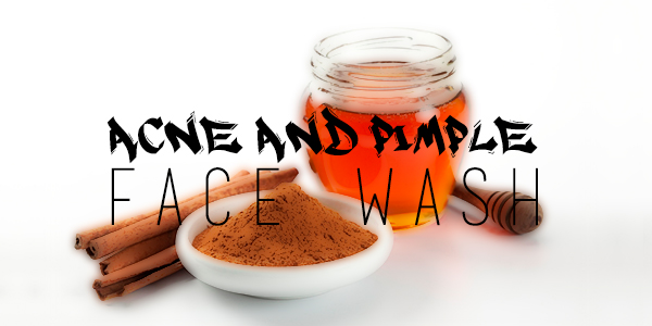 Acne and Pimple Face Wash