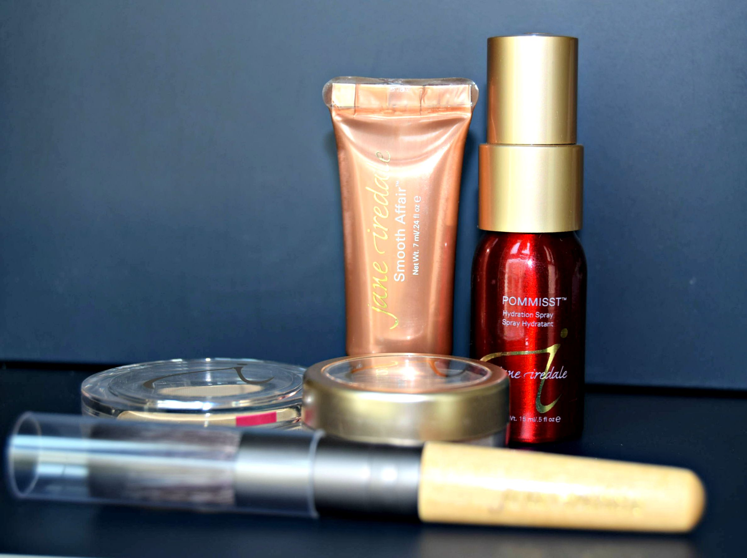 Jane Iredale Starter Kit(From Basharacare)- First Impression