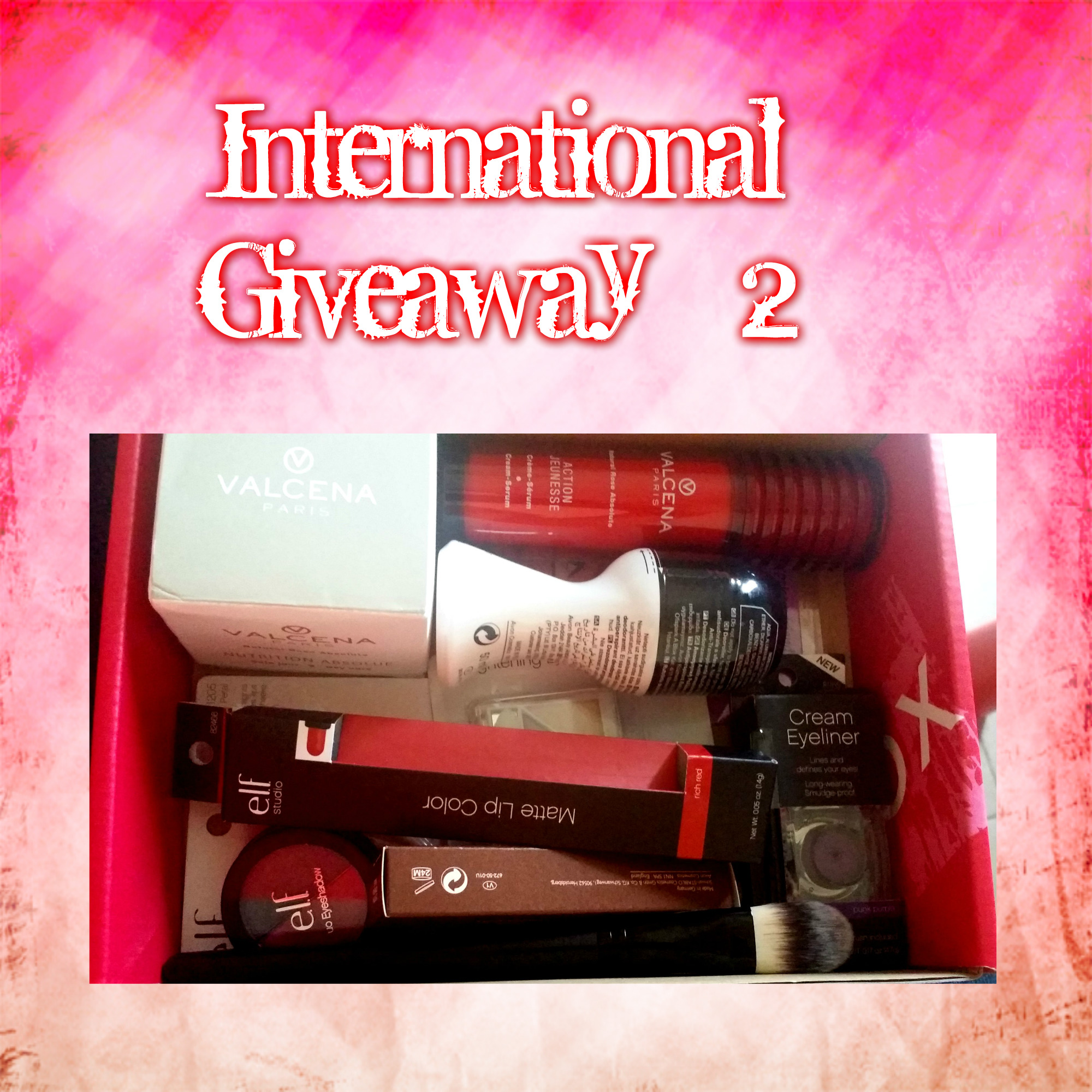 International Giveaway # 2