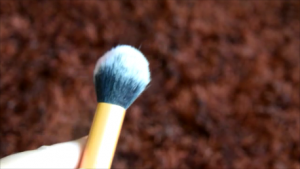 tpered brush-real technique