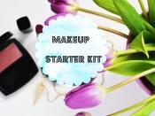 Makeup Starter kit | Beginner's Starter Kit