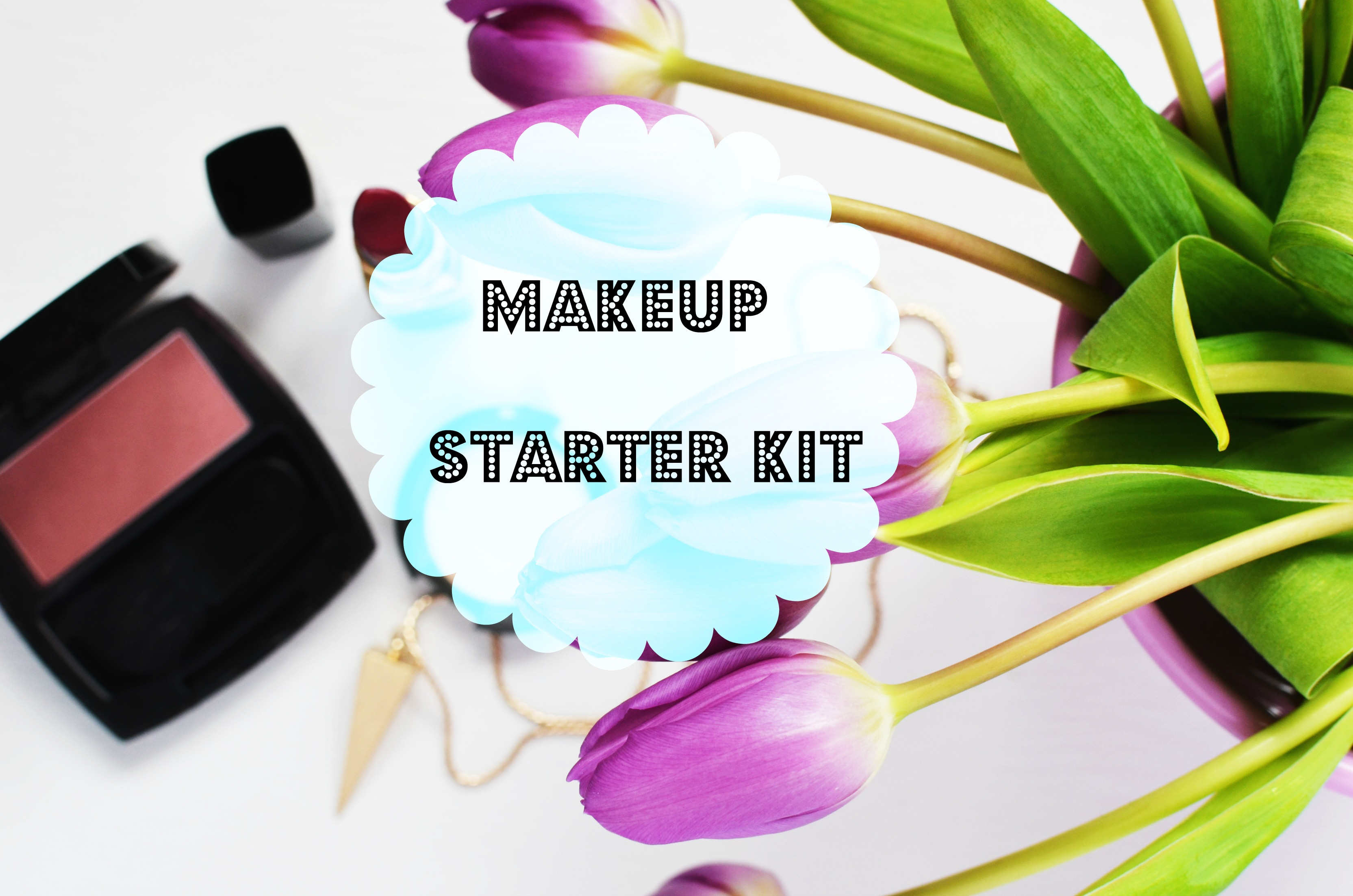 Makeup Starter kit | Beginner's Starter Kit