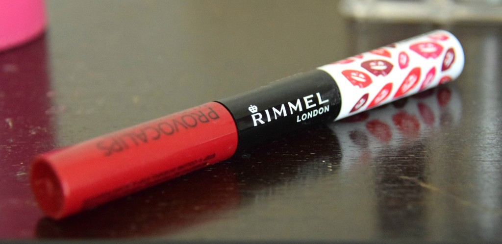 rimmel london provocalips-rimmel play with fire-rimmel red lipstick-red lipstick