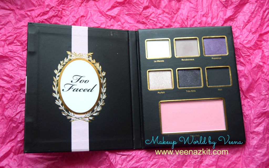 toofaced eyeshadow palette review