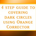 4-Step-guide-to-covering-dark-circles-using-orange-corrector