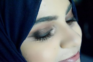 neutral makeup-simple makeup