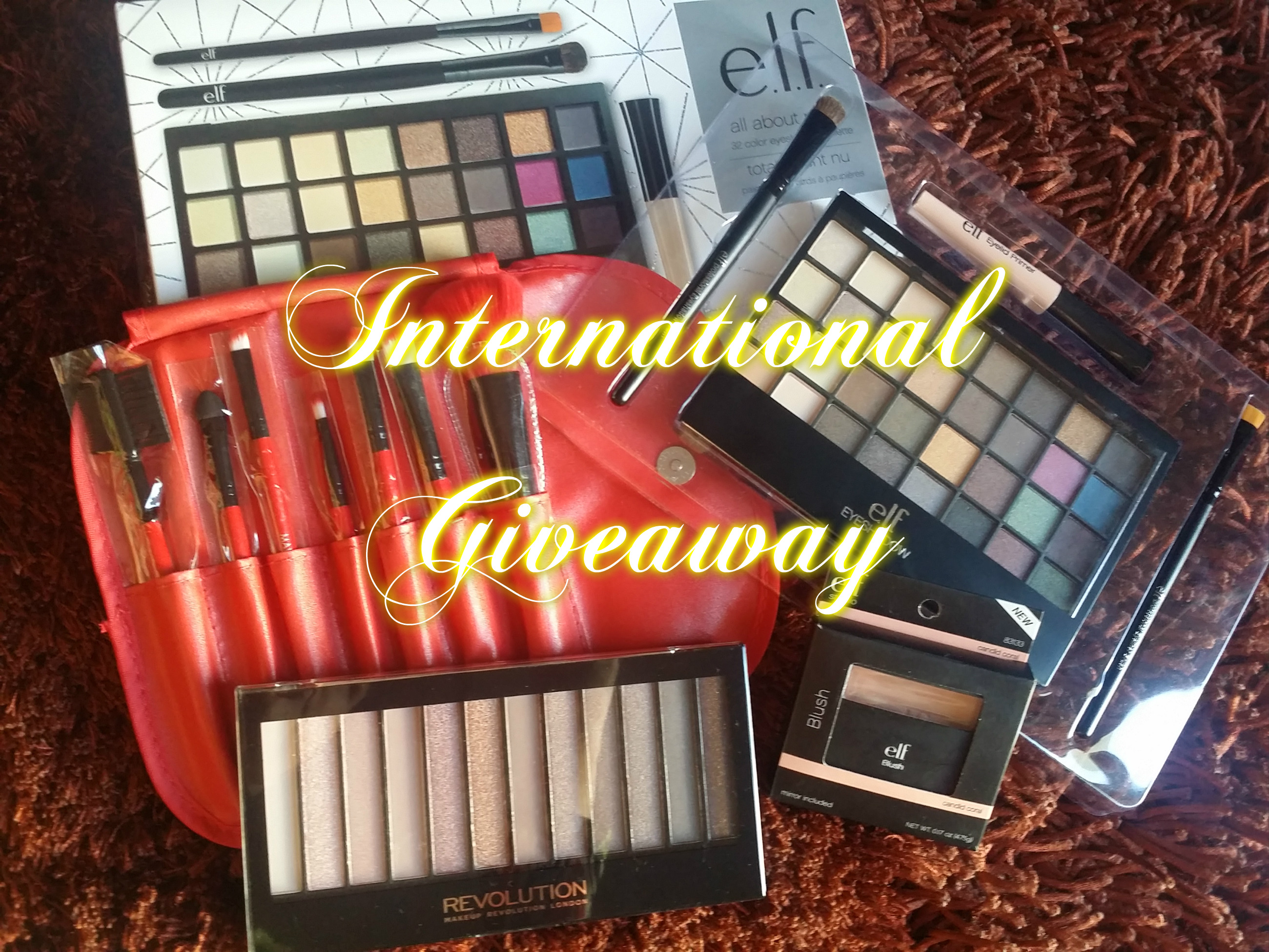 New Year International Giveaway! <3