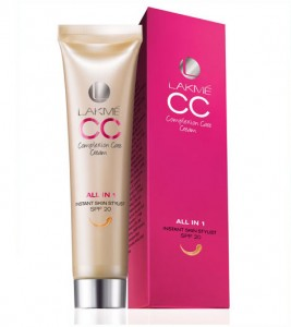 lakme cc cream reciew