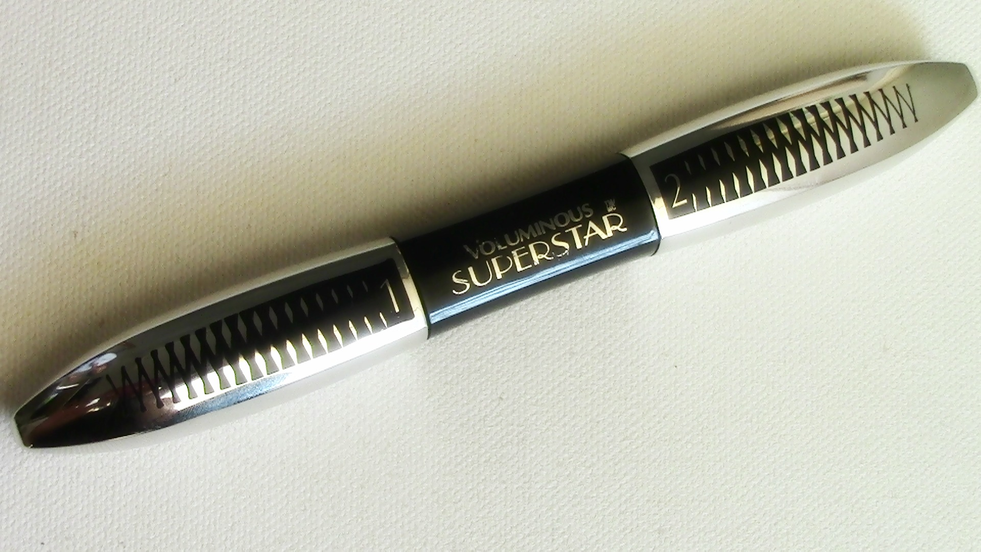 Review- Loreal Voluminous Superstar Mascara
