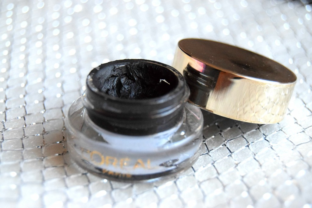 Loreal Gel Intenza Eyeliner Review, Cat wing liner