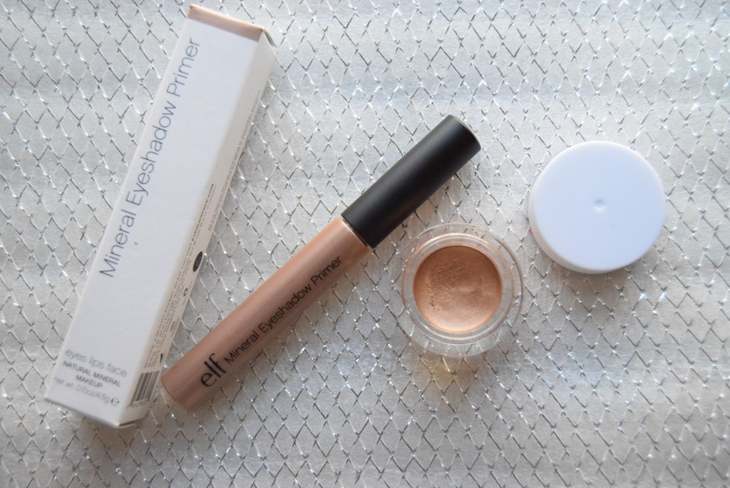 e.l.f cosmetics - e.l.f eye primer- e.l.f smudge pot