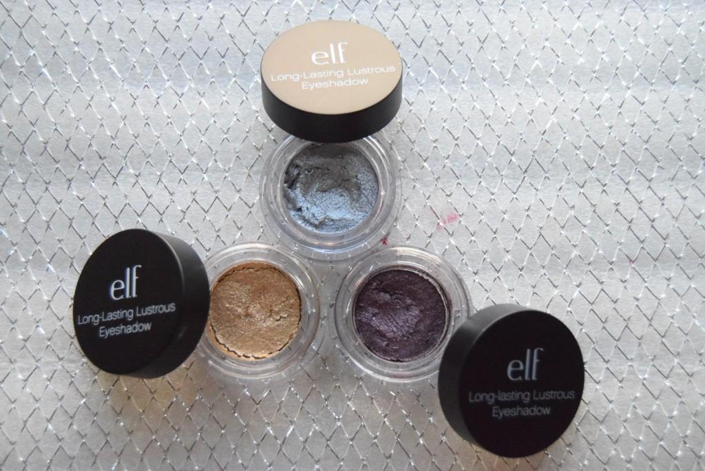 e.l.f cosmetics - e.l.f long lasting lustrous eyeshadow