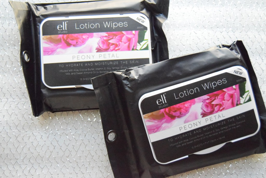 e.l.f cosmetics - e.l.f Lotion Wipes