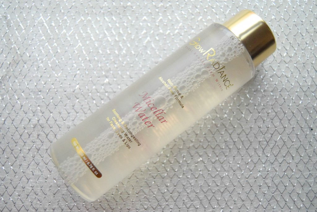Glow Radiance Micellar Water-Review- Skincare Tips