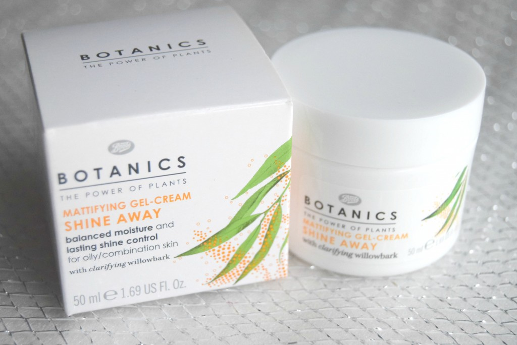 Botanics Mattifying Gel Cream