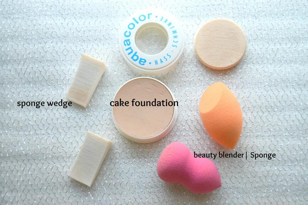 cakefoundation, beautyblender, sponge