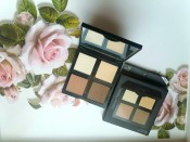 Review & Swatch- e.l.f Contour Palette