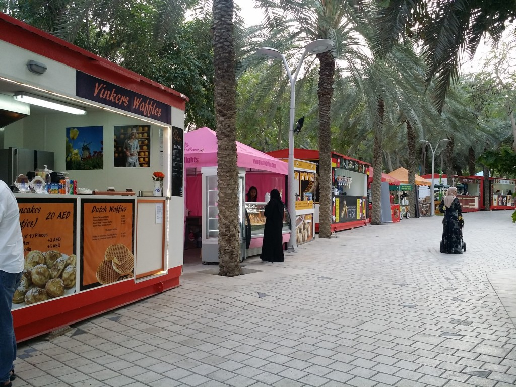Dubai Garden Glow-Zabeel Park