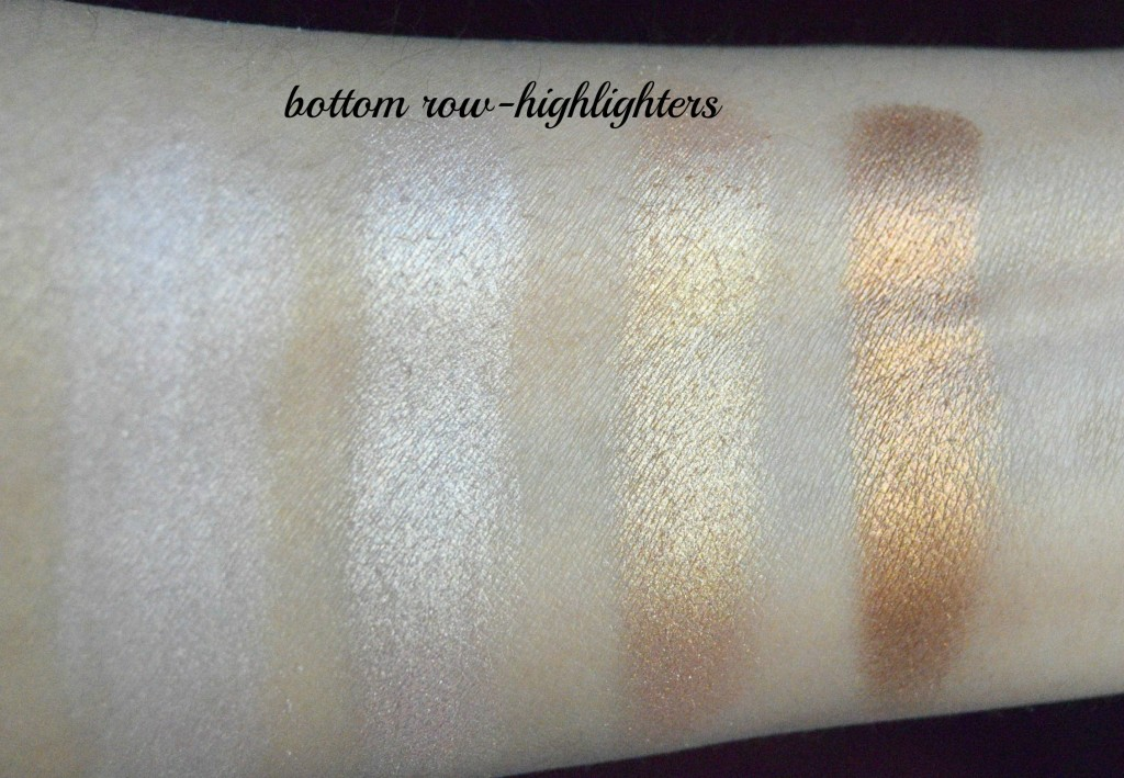 carlibybelpalettehighlightersswatch