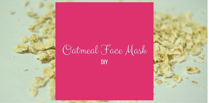 DIY Oatmeal Face Masks