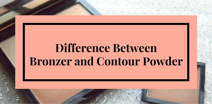 Difference Between Bronzer and Contour Powder