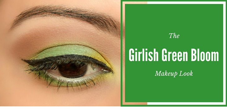 Spring Look #1 – Girlish Green Bloom