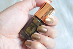 Eleanor Nail Polish Molten Bronze