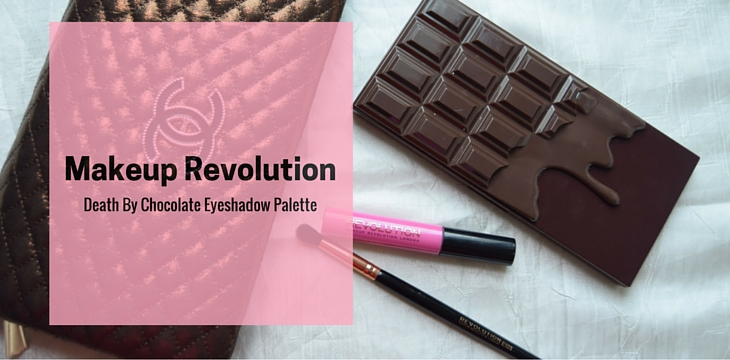 Makeup Revolution Death by Chocolate Palette