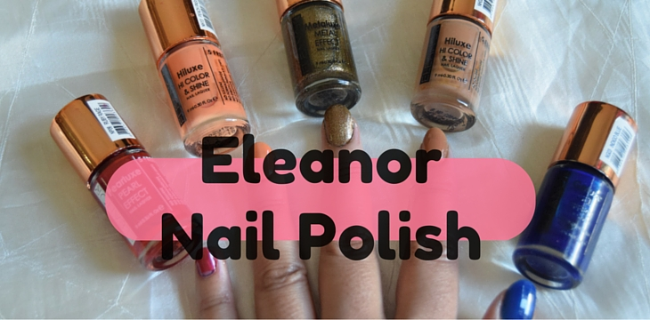 New Product Alert! Eleanor Nail Polish- Cruelty-free & Vegan!