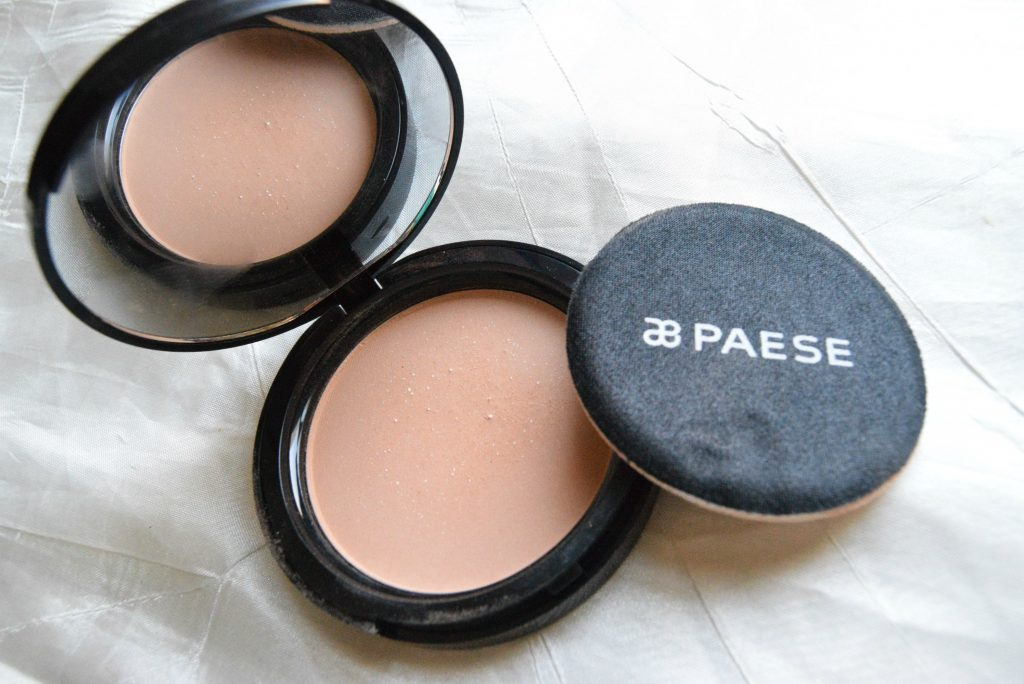 paese cosmetics mattifying powder