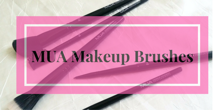 MUA(Make Up Academy) Makeup Brushes Review