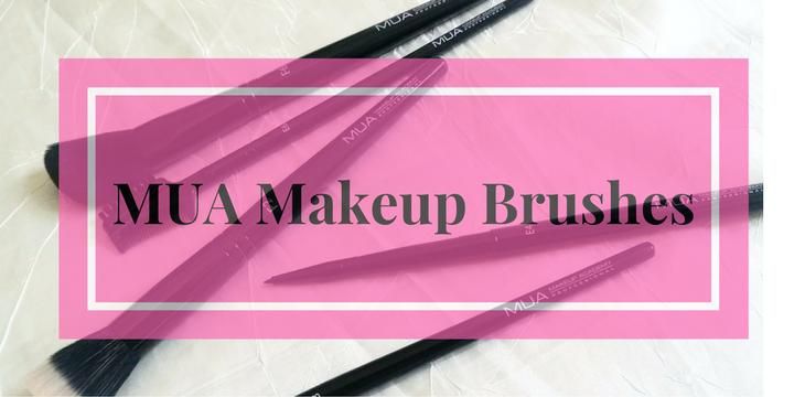 MUA(Make Up Academy) Makeup Brushes Review