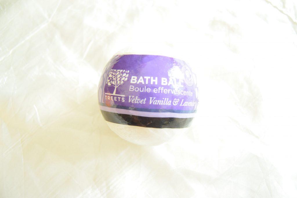 bath bomb