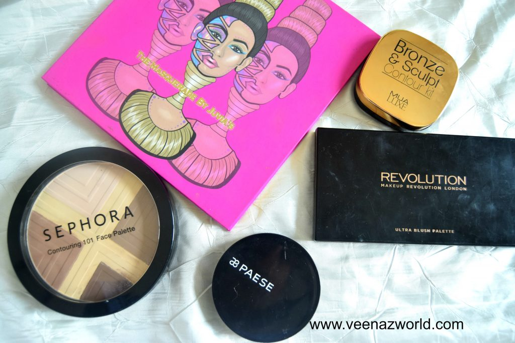Face palettes-September Favorites-