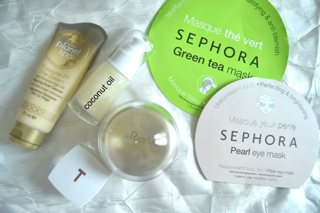 Skin care September favorites