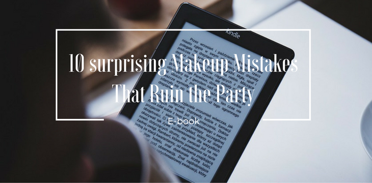 FREE E-BOOK- 10 surprising Mistakes that Ruin the Party