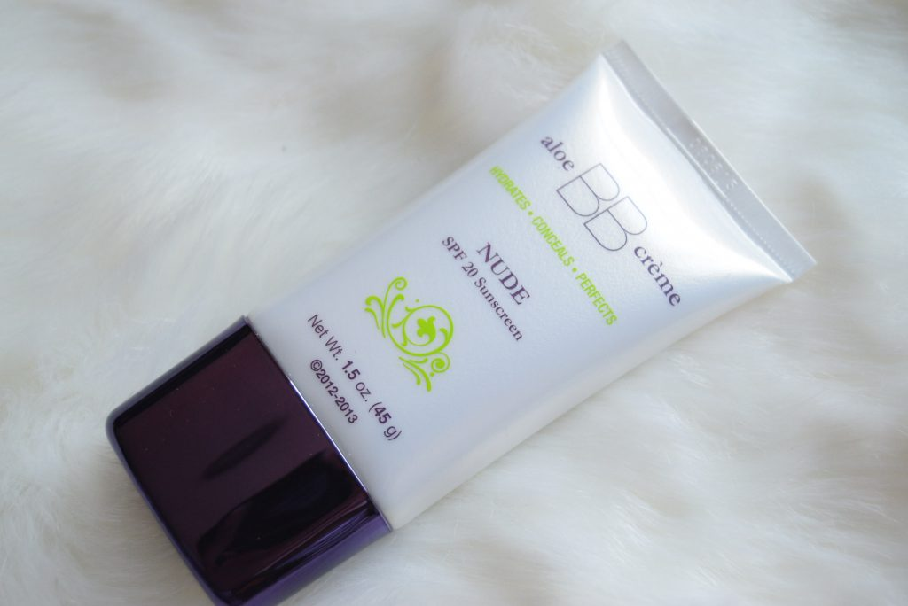 Aloe BB cream, Flawless by sonya BBcream