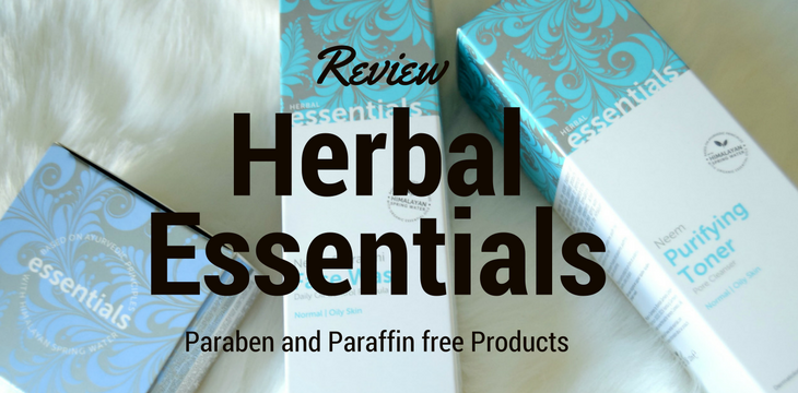 Herbal Essentials Skin Care; Review