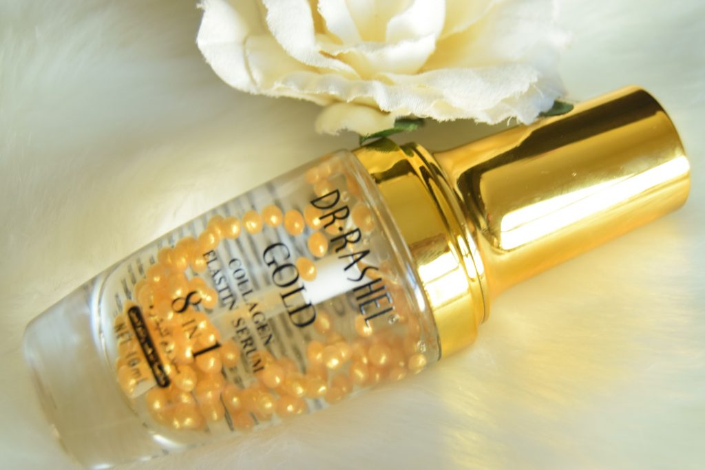 dr.rashel gold collagen serum