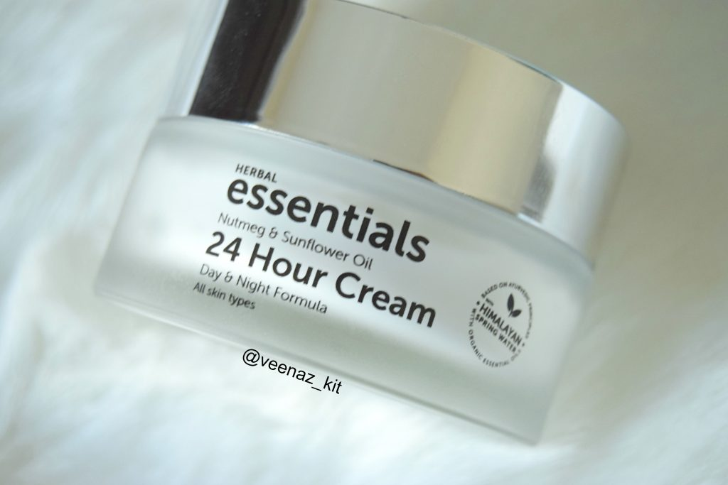 herbal essentials 24 hour creaam