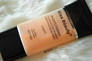 Kiss Beauty Photo finish Primer
