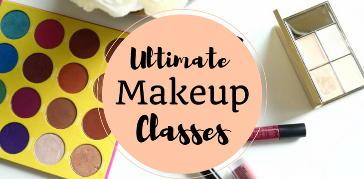 Self-Application Makeup Classes; Learn How to Apply Makeup on Self