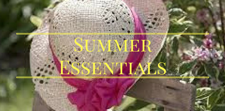 The Best Summer Essentials Ideas