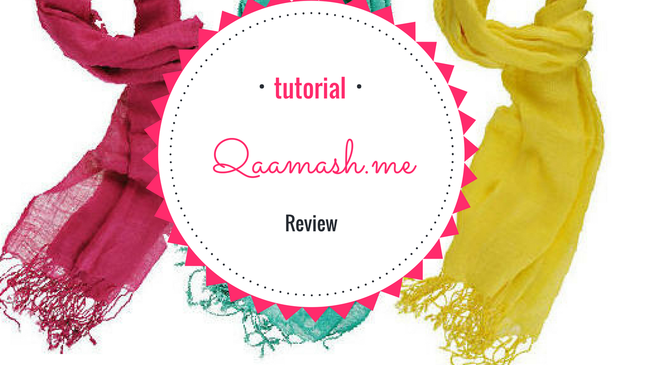 Qaamash.me Scraves Review and Tutorial