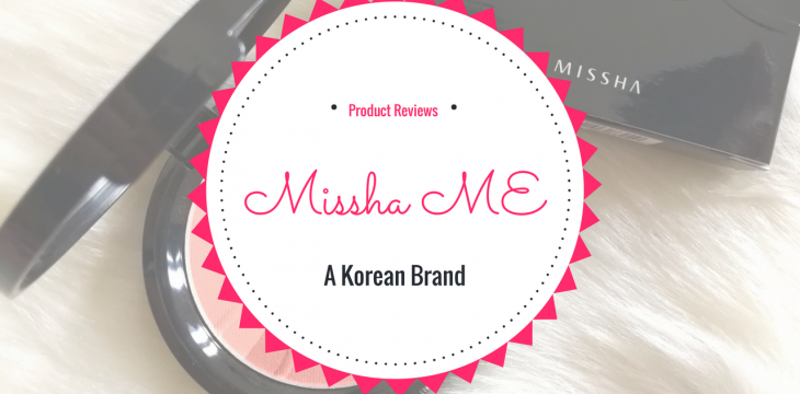 Missha Products Review- Middle East