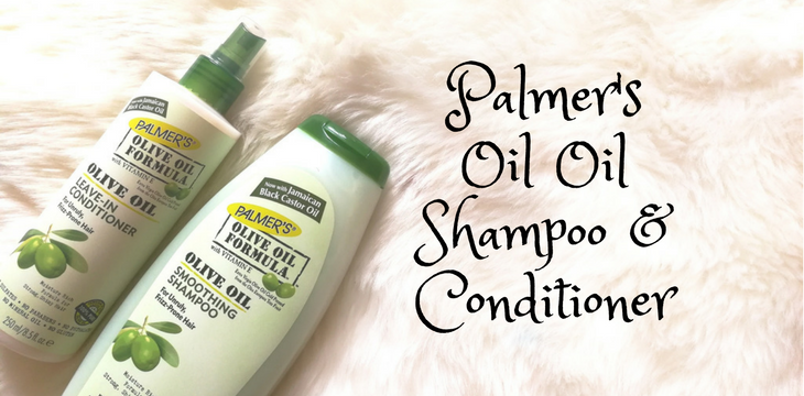 Palmer's Olive Oil Hair Care – My Best Hijab Buddies